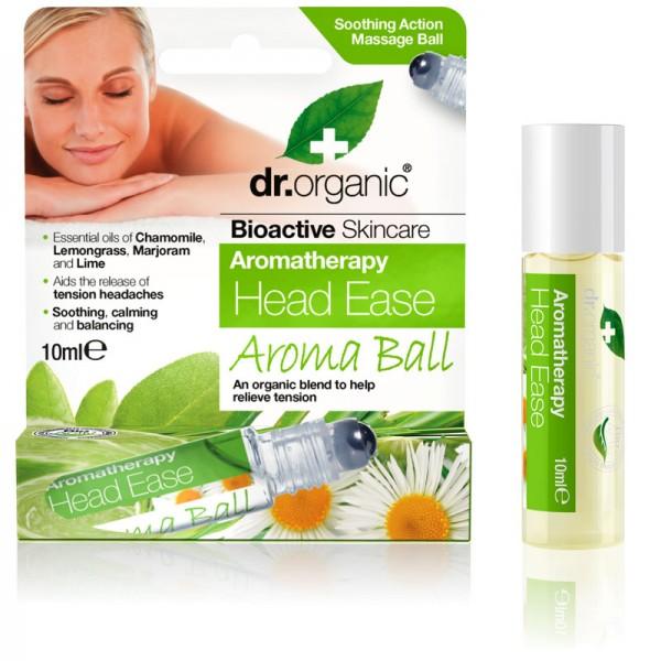 Dr Organic belső egyensúly Aroma Ball golyós illóolaj-keverék, 10 ml