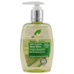 Dr. Organic Bio Aloe Vera folyékony kézmosó