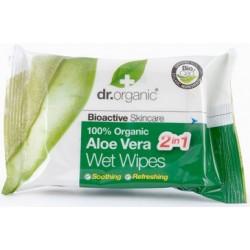 Dr. Organic Törlőkendő