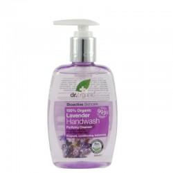 Dr. Organic Bio Levendula folyékony szappan