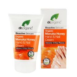 Dr. Organic Kéz- és körömápoló