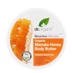 Dr. Organic Bio Manuka mézes testápoló vaj