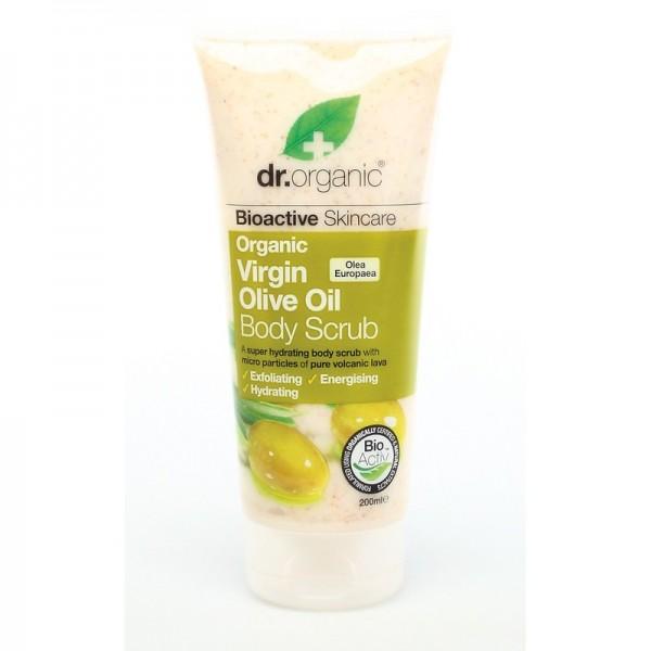 Dr. Organic Bio Oliva testradír