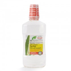 Dr. Organic Bio Teafa szájvíz