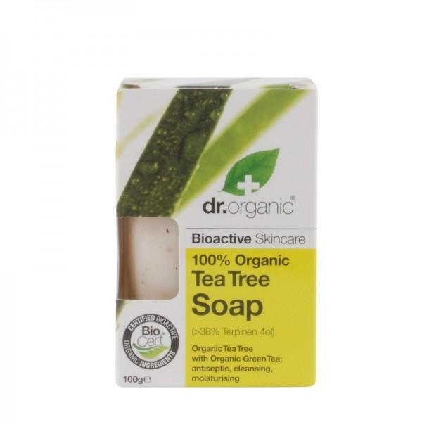 Dr. Organic Bio Teafa szappan