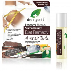 Dr Organic diétakontroll Aroma Ball golyós illóolaj-keverék, 10 ml