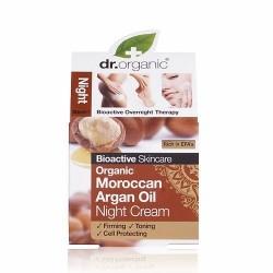 Dr. Organic Éjszakai arckrém