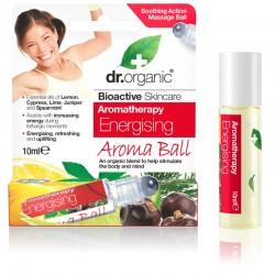 Dr Organic energetizálás Aroma Ball golyós illóolaj-keverék, 10 ml