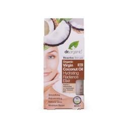 Dr. Organic hidratáló szépségelixír bio szűz kókuszolajjal, 30 ml