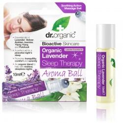 Dr Organic mély álom Aroma Ball golyós illóolaj-keverék, 10 ml