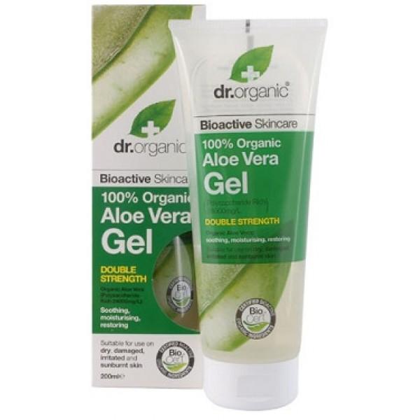 Dr. Organic Bio Aloe Vera gél