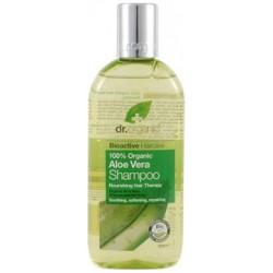 Dr. Organic Bio Aloe Vera tápláló sampon, 250 ml