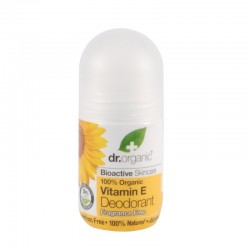 Dr. Organic Bio E-Vitaminos golyós dezodor