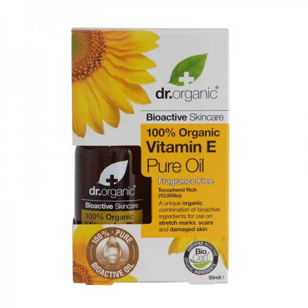 Dr. Organic Bio E-Vitaminos olaj