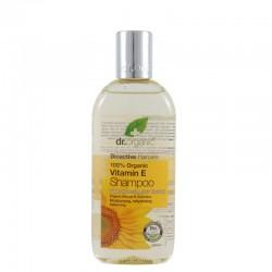 Dr. Organic Bio E-Vitaminos sampon, 250 ml
