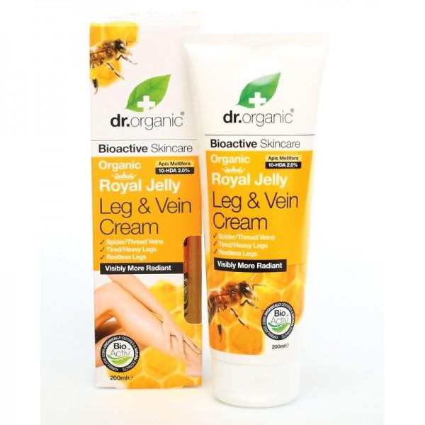Dr. Organic Bio Méhpempő lábápoló krém