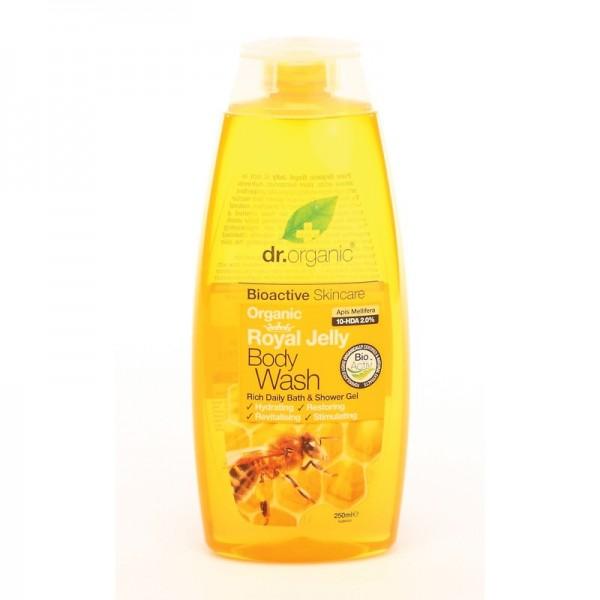 Dr. Organic Bio Méhpempő tusfürdő