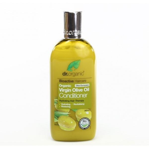 Dr. Organic Bio Oliva kondicionáló, 265 ml