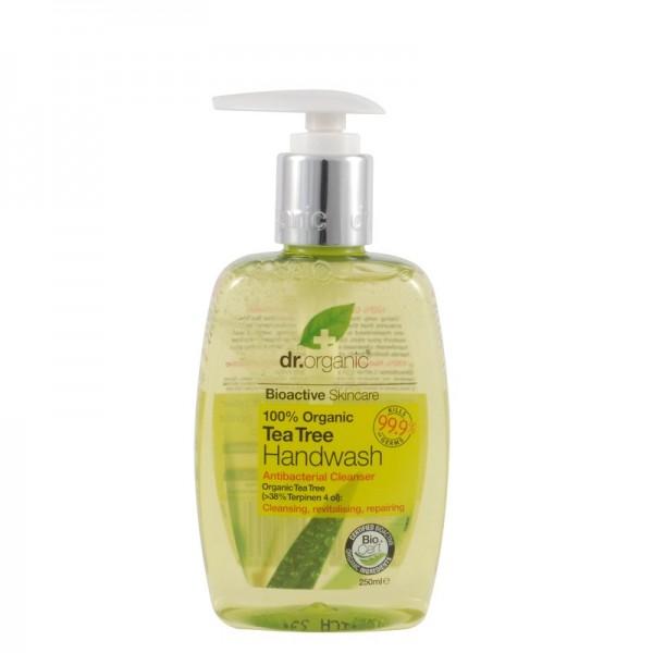 Dr. Organic Bio Teafa folyékony szappan