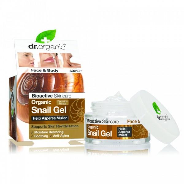 Dr. Organic Bioaktív csigagél, 50 ml
