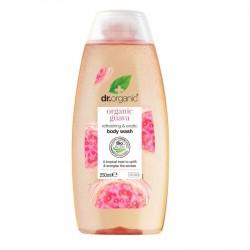Dr. Organic frissítő bio guava tusfürdő, 250 ml