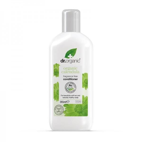 Dr Organic illatmentes hajkondicionáló bio körömvirággal, 265 ml