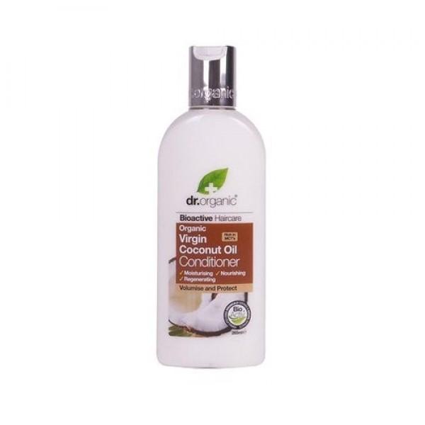 Dr Organic kondicionáló bio szűz kókuszolajjal, 265 ml